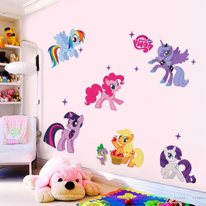 wall stickers kid room decor for girls