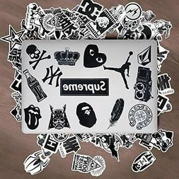Stickers , Breezypals Clear Vinyl Laptop Stickers for Car Mo