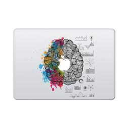 Laptop Stickers MacBook Decal - Removable Vinyl Decal w/Glow