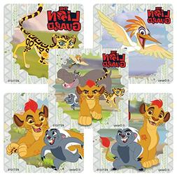 Lion Guard Stickers - Prizes and Giveaways - 100 Per Pack