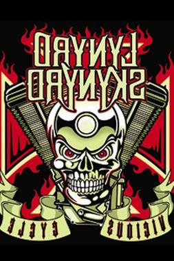 Licenses Products Lynyrd Skynyrd Vicious Cycle Magnet