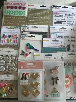 New Added! MAGGIE HOLMES Embellishments~MANY Varieties~Adora