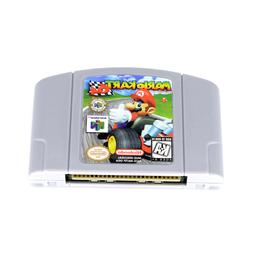 Mario Kart 64 Video Game Cartridge For Nintendo 64 N64 Conso