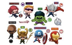 Fathead Peel and Stick Decals Marvel Avengers Team Up RealBi