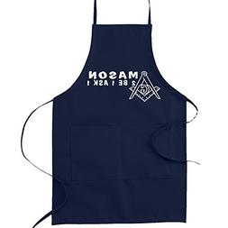 Mason 2B1ASK1 Masonic Cooking Kitchen Apron -
