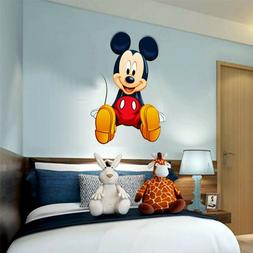 Mickey Mouse Disney 3D Window Decal WALL STICKER Home Decor