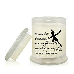The Moment You Doubt Whether You Can Fly 8.5 oz. Soy Candle