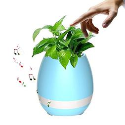 Music Flowerpot,Finger Touch Plant Piano Music Playing Flowe