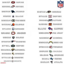 New NFL All Teams Pick Your Team Car Truck SUV Windshield Wi
