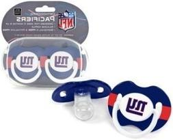 New York Giants Pacifiers - 2 Pack
