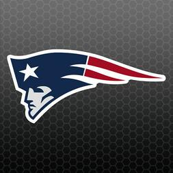 NFL New England Patriots Sticker - Vinyl Decal Car Truck Win