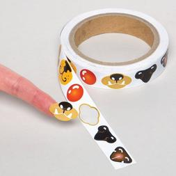 Nose Stickers Creative Set for Children to Decorate Personal