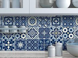 Tiva Design Peel and Stick Wall Tile Sticker Art Kitchen Ecl