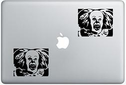Pennywise FlashDecals2077 Set Of Two  , Decal , Sticker , La