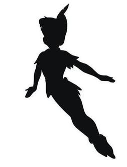 Peter Pan Decal Best Gift  Decal Sticker ALL DECALS BUY 2 GE