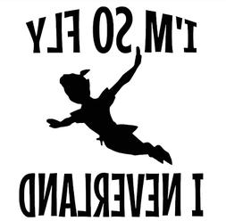 Peter Pan Decal Disney Decal Mickey Decal Disney ALL DECALS