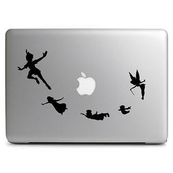 Peter Pan Flying Tinkerbell for Macbook Air/Pro Laptop Car V