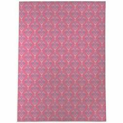 Pink Rug 8x10 For Bedroom Girls Living Room Rugs Alfombras P