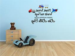 Sticker Perfect Planes, Trains, Trucks and Toys There's Noth