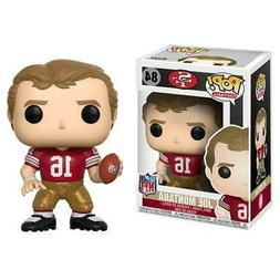 Funko Pop NFL San Francisco 49ers Joe Montana Collectible Fi