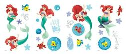 Disney Princess Ariel The Little Mermaid Wall Sticker Girl's