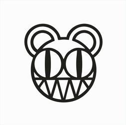 Radiohead Music Band Vinyl Die Cut Car Decal Sticker-FREE SH