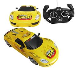 Remote Control Sport Racing Car RC Four Channel Radio Contro