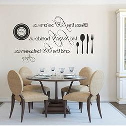 DigTour WallArt Removable Decal Vinyl Quotes Wall Stickers D