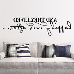 BIBITIME Sayings Quotes AND THEY LIVED Happily Even Aften Wa