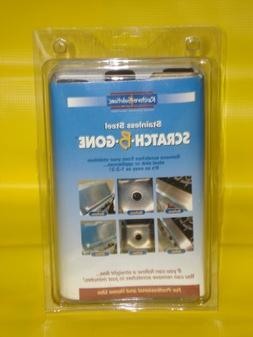 Scratch-B-Gone Stainless Steel Scratch Repair Kit, Model: ,