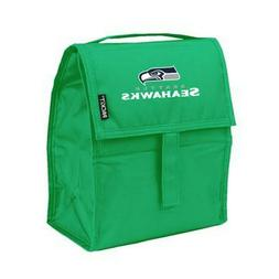 Seattle Seahawks Insulated FREEZABLE PackIt Lunch Bag Box To