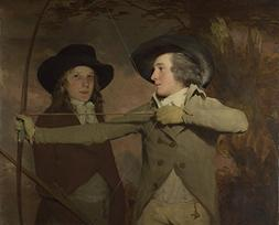 The Museum Outlet - Sir Henry Raeburn - 'The Archers' - Canv