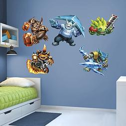 Fathead Skylanders Trap Team Collection Vinyl Decals