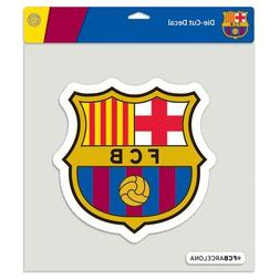 """WinCraft SOCCER FC Barcelona Perfect Cut Color Decal, 8"""" x 8"""