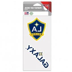 "Wincraft Soccer Los Angeles Galaxy Perfect Cut Decal , 4"" x"