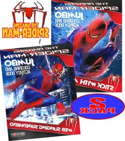 The Amazing Spider-man® Movie Coloring and Activity Book Se