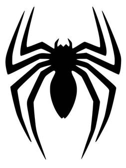 SPIDER MAN vinyl decal car bumper sticker marvel comic book