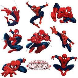 Spiderman Stickers for Kids Room Wall Decor | Spider-man Par