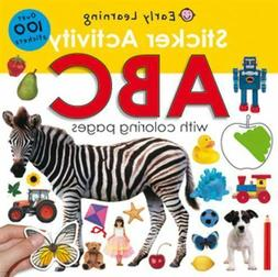 Sticker Activity Fun: Sticker Activity ABC by Roger Priddy