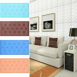 Decoration Wall Stickers 3D Wallpaper For Living Room Bedroo