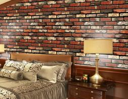 Stone Effect Tile Stickers Home Decor Kitchen Bathroom Wall