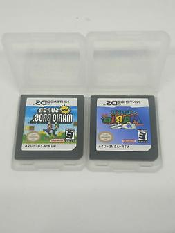Super Mario 64 DS + New Super Mario Bros For DS NDS NDSI Gam