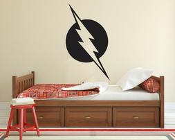 The Flash DC Comics Sticker Decal Kids Room Decor  Truck Car