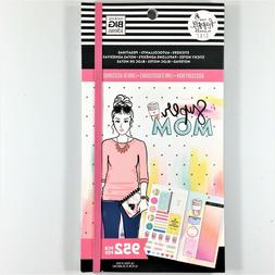 The Happy Planner Girl Super Mom Accessory Book 952 Pieces M