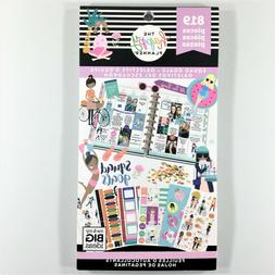 The Happy Planner Squad Goals Sticker Book Pack Of 819 Me &
