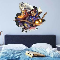 The Owl House Disney Cartoon Vinyl Wall Decals Peel /& Stick Art JO53