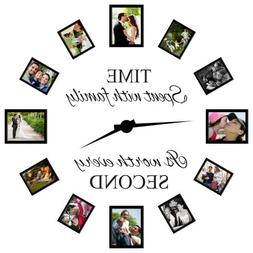 Time Spent with Family Is Worth Every Second Wall Decal Quot