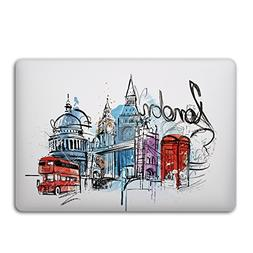 iCasso Vinyl Decal Sticker Skin for Apple Macbook Pro Air Ma
