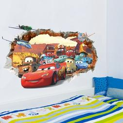 Wall Decor Decal Self Adhesive Sticker Kids Boys Room Wallpa