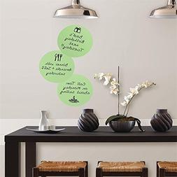 Datework Wall Pops Peel & Stick Calypso Dry-Erase Dots with